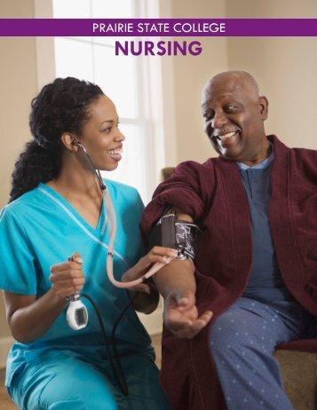 Nursing Fact Sheet - Prairie State College