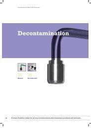 Decontamination - Anderco