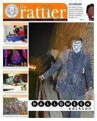 The Rattler October 20, 2010 v. 98 #3 - St. Mary's University