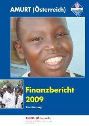 Finanzbericht 2009