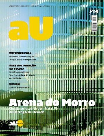 Arquitetura e Urbanismo 03 2014