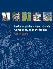Reducing Urban Heat Islands: Compendium of Strategies - EI