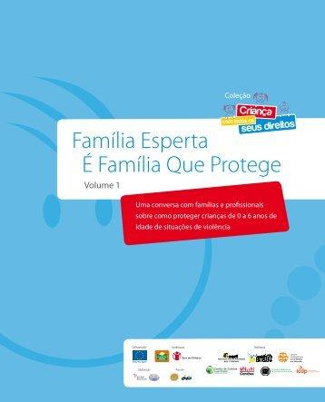 Família Esperta É Família Que Protege - Fundação Abrinq
