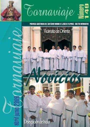 Crónicas de las Comunidades - agustinos de la provincia del ...