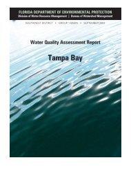 Tampa Bay - Florida Department of Environmental Protection