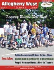 JULY 2009 - Allegheny West Magazine
