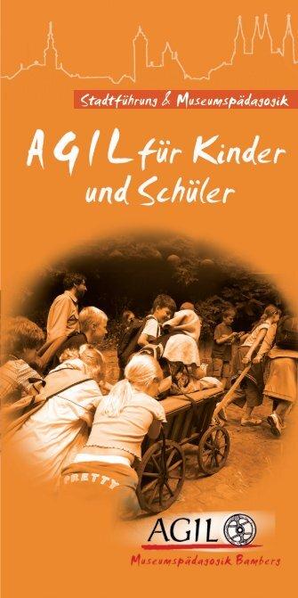 Stadtführung & Museumspädagogik - Agil Bamberg