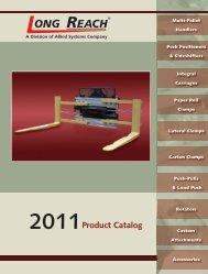 2011 product catalog - Allied Systems Company