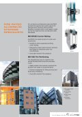 ARCHITECTURAL ALUMINIUM SYSTEMS - Aluprof - Page 5