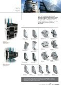 ARCHITECTURAL ALUMINIUM SYSTEMS - Aluprof - Page 7