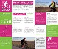 Pendla med cykel - Lunds kommun