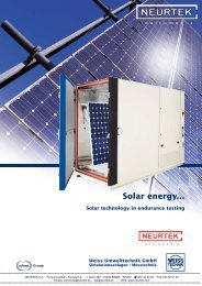 Solar energy... - Neurtek