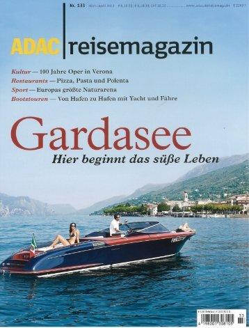 ADAC Reisemagazine - Lefay resorts – Lago di Garda