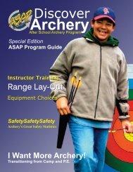 Archery! - National Recreation and Park Association