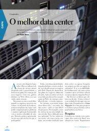 O melhor data center - Linux New Media