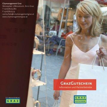 GRAzGutschein - Info-Graz