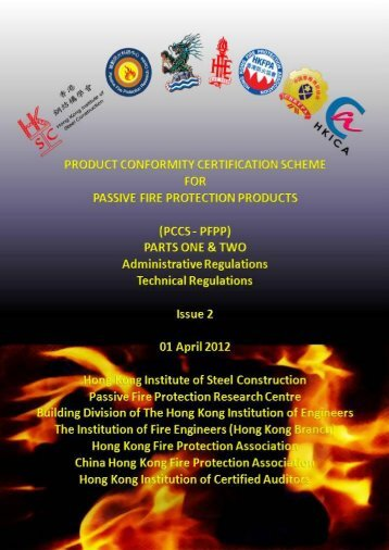 PCCS-PFPP - The Hong Kong Institute of Steel Construction