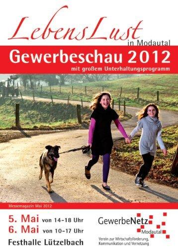Download Messemagazin - GewerbeNetz Modautal