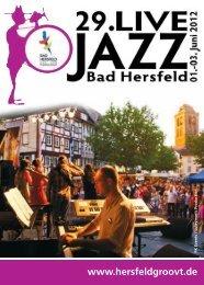 lutz eidam quintett - LIVE  JAZZ Bad Hersfeld