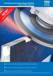 5//8-11 Thread 60 Grit 7 Diameter PFERD Inc. 8600 RPM Zirconia Alumina//Aluminum Oxide PFERD 60996 Polifan PFC Type 29 Conical Flap Disc 7 Diameter