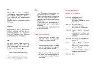 Seminar München - Fair Handeln Bayern