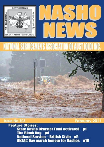 national servicemen's association of aust (qld) inc. - Nasho Front Page