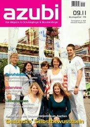 Artikel im Azubi-Magazin lesen (PDF) - Management Services