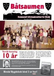 BÃ¥tsaumen nr 5-2009 - Bindal kommune