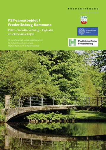 Information om PSP-samarbejdet - Region Hovedstadens Psykiatri