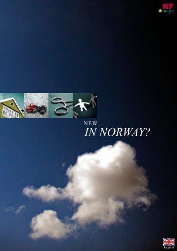 in norway? - Høgskolen i Bergen