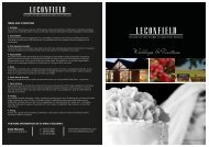 Leconfield Weddings & Functions costs.pdf - Leconfield Wines