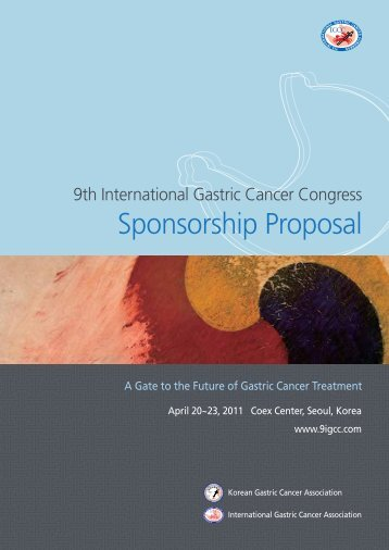 9th International Gastric Cancer Congress - PEOPLE-X