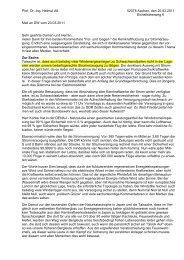 DW Kommentar Abschaltung KKW 20.03.2011.pdf - von Prof. Dr.-Ing ...