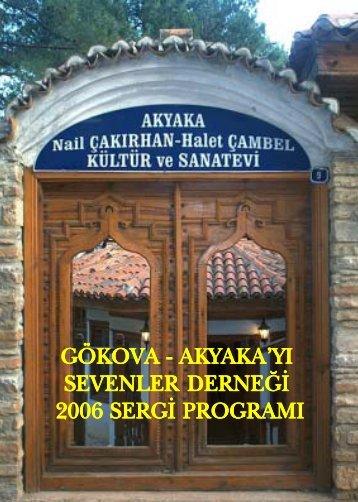 2006 Senesinin Sergi Broşürü (PDF)