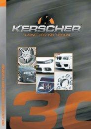 Distanzscheiben Katalog 2012 (27 MB) - KERSCHER TUNING