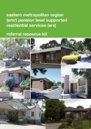 referral resource kit - EACH