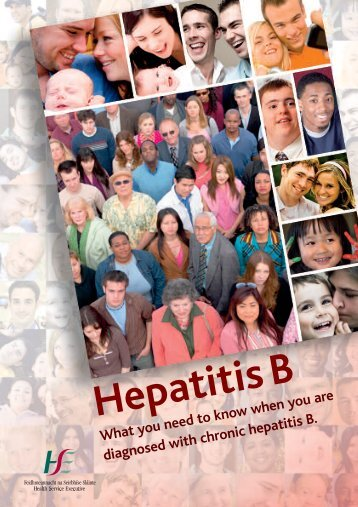 Hepatitis B - Health Protection Surveillance Centre