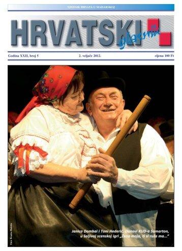 5. broj 2. veljače 2012.