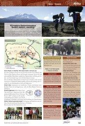 Afrika - Hauser exkursionen