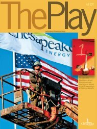 Play - Chesapeake Energy