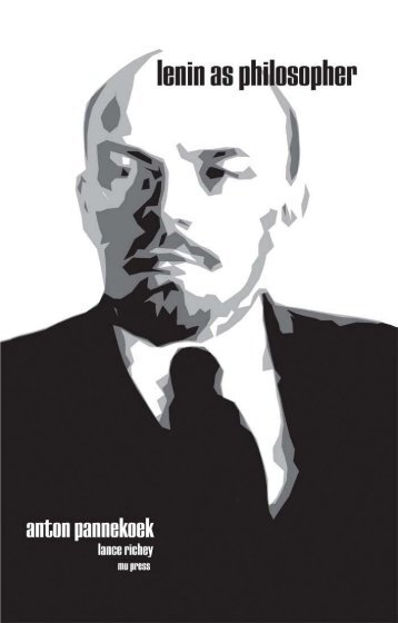 Lenin as Philosopher - La Bataille socialiste