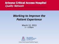 Quality Webinar March 2013 (3 12final).pdf - Arizona Center for ...