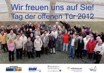Wir freuen uns auf Sie! - HilfeZentrale Hanau