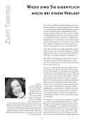 zukunft schreiben - Verband deutscher Schriftsteller ... - Seite 5