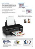 Epson Stylus Office T40W - Page 3