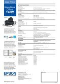 Epson Stylus Office T40W - Page 4