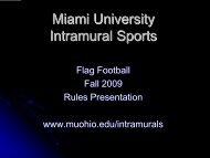 Football Powerpoint 09.pdf - Miami Recreation