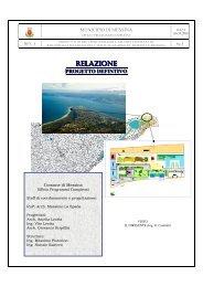 Relazione tecnica - Comune di Messina