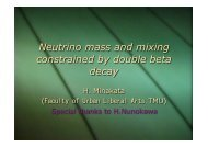 Neutrino mass and mixing constrained by double beta decay