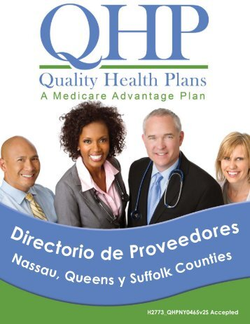 Spanish - Quality Health Plans of New York
